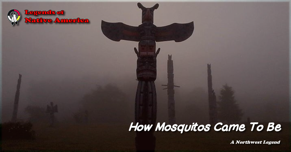 How Mosquitos Came To Be