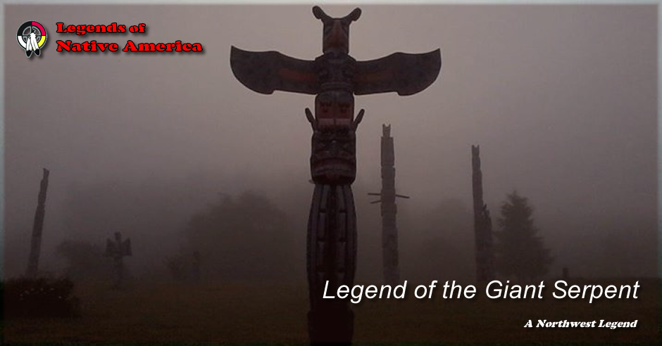 Legend of the Giant Serpent