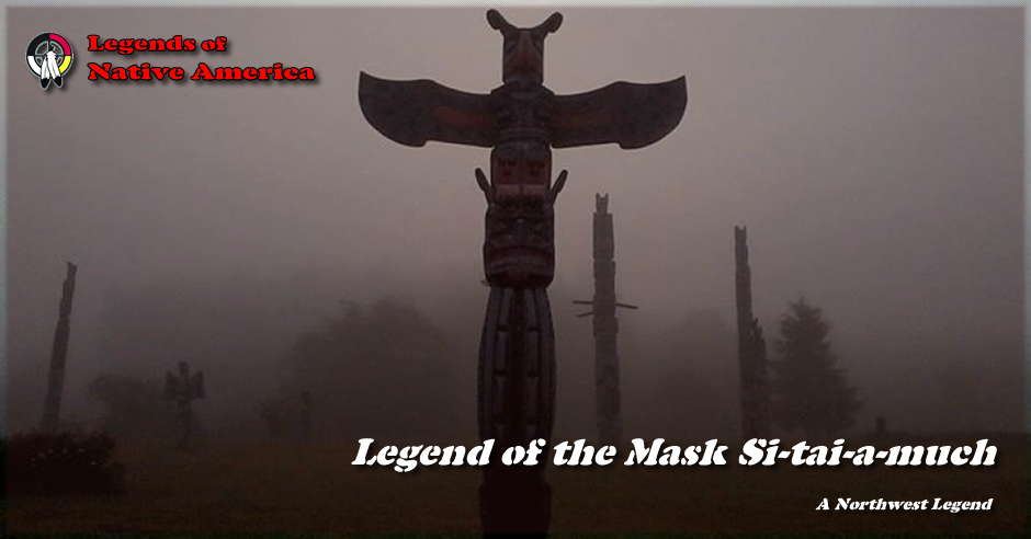 Legend of the Mask
